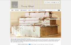 Arredamento shabby chic oggetti country shab bruco for Shopping online arredamento
